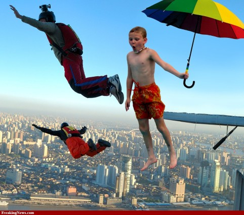 Boy-Jumping-From-a-Plane-with-an-Umbrella-76482