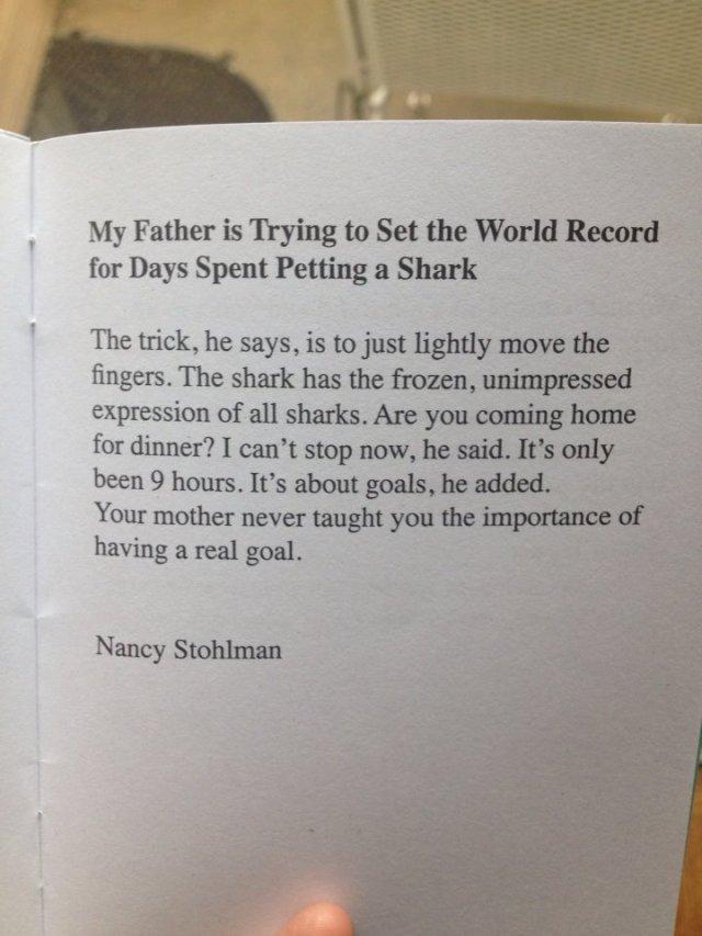 Pushcart Shark