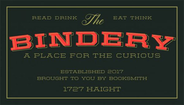 The Bindery