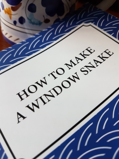 Window Snake book